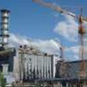 Строительство объектов, предназначенных для сортировки, кондиционирования и хранения радиоактивных отходов; фото