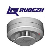 Извещатель дымовой оптико-электронный Рубеж ИП 212-141 + УС-02 фото