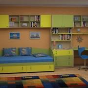 Мебель для детской * МИА *. Детская комната фото