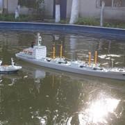 Модели и макеты кораблей – изготовление на заказ фото