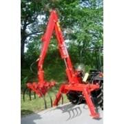 Задненавесной тракторный погрузчик AKIMBO 300 фото