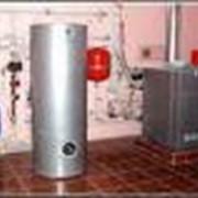 Монтаж системы отопления фото