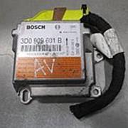 Блок управления AIR BAG 3D0909601B, 0285001472 для VW Touareg 2002-2010 фото