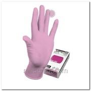 Перчатки нитриловые неопудренные смотровые Manual SN209 фото