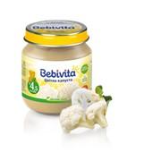 Пюре Bebivita 100г Цветная капуста фото