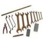 Ключи искробезопасные (комплект) фото
