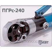 Пресс ручной гидравлический ПГРс-240(КВТ) фото