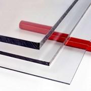 Оргстекло и Монолитный поликарбонат прозрачное и цветной. От 2 до 8 мм. Резка в размер, Доставка по всей области. Арт№4 фото