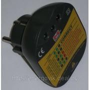 Тестер электрических розеток MS6860 фото