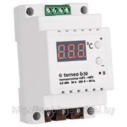 Терморегулятор (термореле) terneo b30 на DIN рейку фото