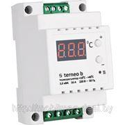 Терморегулятор (термореле) terneo b на DIN рейку фото