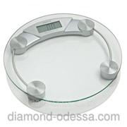 Весы напольные стекло 150 kг фото