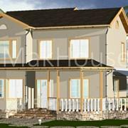 Проект дома Galicia 174м2 фото