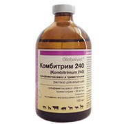 Препарат антибактериальный Комбитрим 240 фото