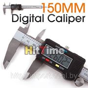 Цифровой штангенциркуль 6 «150 мм фото
