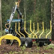 Лесовоз Oniar 12Т фото