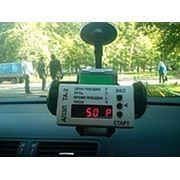 Таксометр ТА-2 счетчик такси фото