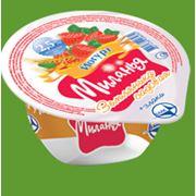 Десертные йогурты со злаками. фото