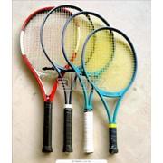 Перетяжка теннисных ракеток фото