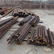 Демонтаж металлоконструкций и железобетонных сооружений фото