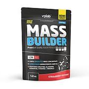VPLab Mass Builder 1,2 кг. Гейнер. Шоколад. фото
