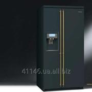 Холодильник SMEG SBS 800A. фото
