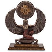 Часы настольные Исида - Богиня материнства и плодородия 36х44х12см. арт.WS-486/1 Veronese фото
