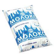Молоко питьевое пастеризованное Снежок м.д.ж. 25% фото