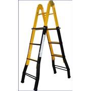 Стремянки и лестницы фото