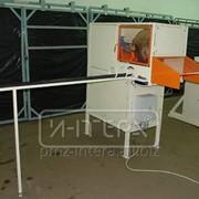 Станок для резки логов туалетной бумаги фото