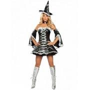 Элегантный костюм ведьмочки R-4180 фото