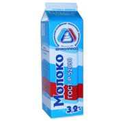 Молоко питьевое пастеризованное фото