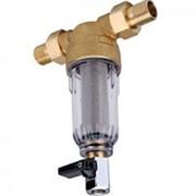 Новая вода Сетчатый фильтр с промывкой A271 (Новая Вода) фото