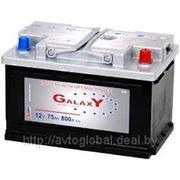 Аккумулятор AUTOPART GL750 75Ah 750A (R+) 276x175x175 mm фото