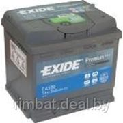 Аккумуляторная батарея EXIDE PREMIUM 53 фото