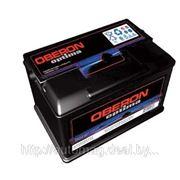 Аккумулятор OBERON Optima 6СТ-60 е (60 Ah) фото