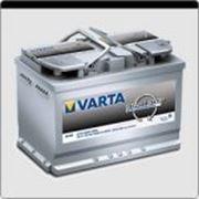 VARTA START-STOP фото
