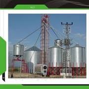 Зерносушилки, Элеваторные зерносушилки купить в Казахстане фото