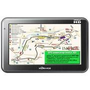 GPS-навигатор xDevice Imola HD+навител фото