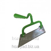 Тяпка зеленая -190 мм, тяпка средняя зеленая зеленая/190