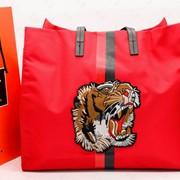 Сумка-шоппер GUCCI Tiger 50456 фото