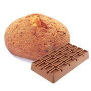 Печенье творожное с шоколадом фото
