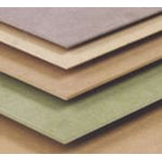 Плиты древесноволокнистые фото