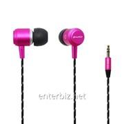 Наушники AWEI ES-Q35 Pink (2000030137019), код 134612 фото