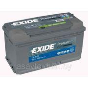 Аккумулятор EXIDE EB1100 Аккумулятор Excell 110Ah 850A (R +) 392x175x190 mm фото