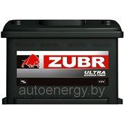 ZUBR ULTRA (55 А/ч) купить акб фото