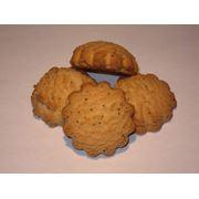 Печенье ореховое с маком фото