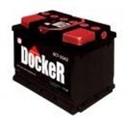 DOCKER 6СТ- 55з евр 430A (247x175x190) фото