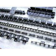 Длиннозвенные транспортерные цепи с удлиненными валиками фото