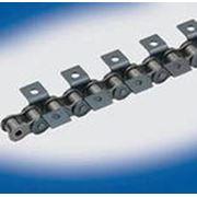 Виды специальных пластин для транспортерных цепей серия А фото